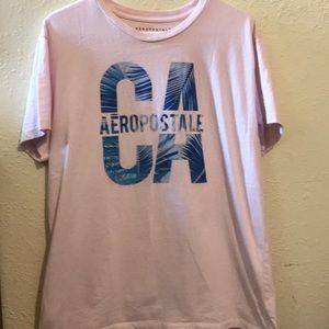 Light pink Aeropostale shirt
